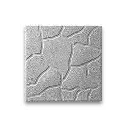 Тротуарная плитка «Паутина» - серая