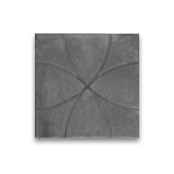 Тротуарная плитка «Солнышко» - серая