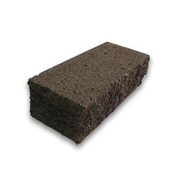 Стеновой колотый кирпич - коричневый